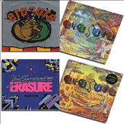 Click here for more info about 'Erasure - A Collection Of 4 x 7