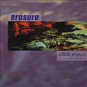 Click here for more info about 'Erasure - A Little Respect - Parts 1 & 2'