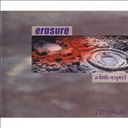Click here for more info about 'Erasure - A Little Respect'