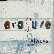 Click here for more info about 'Erasure - Always - Part 2 - Remixes'
