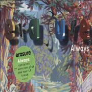 Click here for more info about 'Erasure - Always'