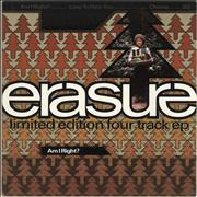 Click here for more info about 'Erasure - Am I Right? [Grid Remix]'