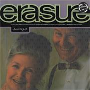 Click here for more info about 'Erasure - Am I Right?'