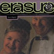 Click here for more info about 'Erasure - Am I Right'