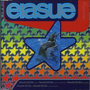 Click here for more info about 'Erasure - Breath Of Life'