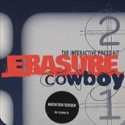 Erasure Cowboy - Interactive Press Kit - Macintosh Version UK memorabilia Promo