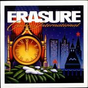 Click here for more info about 'Erasure - Crackers International EP'