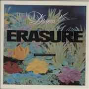 "Erasure Drama! UK 12"" vinyl"