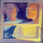 Click here for more info about 'Erasure - Erasure & Cowboy'