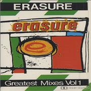 Click here for more info about 'Erasure - Greatest Mixes'