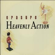 Click here for more info about 'Erasure - Heavenly Action'