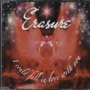 Click here for more info about 'Erasure - I Could Fall In Love With You'