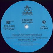 Click here for more info about 'Erasure - In My Arms - Esprit Vocal Mix'