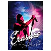 Click here for more info about 'Erasure - Live At The Royal Albert Hall'