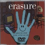 Click here for more info about 'Erasure - Make Me Smile [Come Up and See Me]'