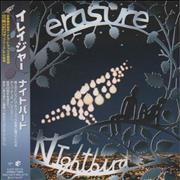 Click here for more info about 'Erasure - Nightbird'