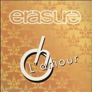 Click here for more info about 'Erasure - Oh L' Amour'