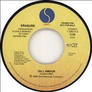 Click here for more info about 'Erasure - Oh L'amour - Funky Sisters Edit'