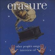 Erasure Cd Covers Erasure Album Covers Erasure Promo