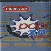 Click here for more info about 'Erasure - Pop - The First 20 Hits'