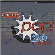 Click here for more info about 'Erasure - Pop! The First Twenty Hits - Display Flat'
