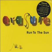 Click here for more info about 'Erasure - Run To The Sun - Part 2 + slipcase'