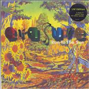 Click here for more info about 'Erasure - Run To The Sun - Yellow Vinyl + Poster'