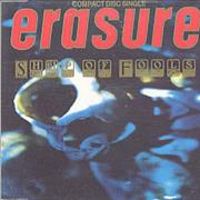 Click here for more info about 'Erasure - Ship Of Fools'