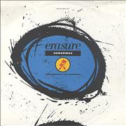 Click here for more info about 'Erasure - Sometimes - Shiver Mix'
