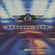 Click here for more info about 'Erasure - Star'