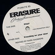 Click here for more info about 'Erasure - Stop'