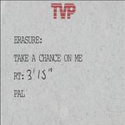 Click here for more info about 'Erasure - Take A Chance On Me'