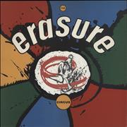 Click here for more info about 'Erasure - The Circus - EX'