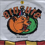 Click here for more info about 'Erasure - The Circus (Live)'
