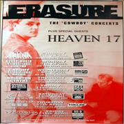 Click here for more info about 'Erasure - The Cowboy Concerts'