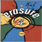 Click here for more info about 'Erasure - The Erasure Book - Autographed'