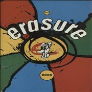 Erasure The Erasure Book UK tour programme
