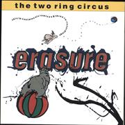 Click here for more info about 'The Two Ring Circus - RSD18 - Yellow Vinyl'