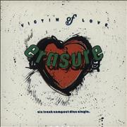 Erasure Victim Of Love - Non-barcoded sleeve UK CD single