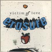 Click here for more info about 'Erasure - Victim Of Love'