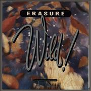 Click here for more info about 'Erasure - Wild! + Insert'
