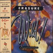 Click here for more info about 'Erasure - Wild!'