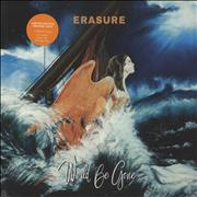 Click here for more info about 'Erasure - World Be Gone - Orange Vinyl + Print & Photograph'