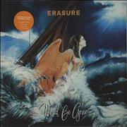 Click here for more info about 'Erasure - World Be Gone - Orange Vinyl'