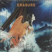 Erasure World Be Gone UK CD album