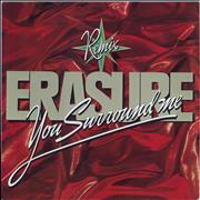 Click here for more info about 'Erasure - You Surround Me - Remix'