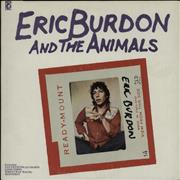 Click here for more info about 'Eric Burdon & The Animals - Eric Burdon & The Animals'