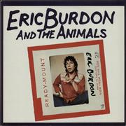 Click here for more info about 'Eric Burdon & The Animals - Eric Burdon And The Animals'