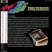 Click here for more info about 'Eric Burdon & The Animals - Wings Of Change'