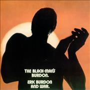 Click here for more info about 'War - The Black-Man's Burdon'